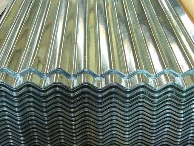 GALVANIZED CORRUGATED SHEETS (GC Sheets)