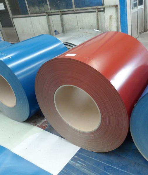 Prepainted Galvanized Coils (Color Coated)