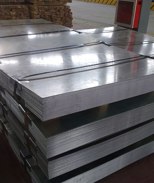 Galvanized Plain Sheets (Gp Sheets)